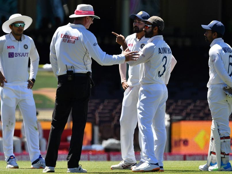 ICC Condemns Alleged Incidents Of Racism At SCG, Asks Cricket Australia For Report
