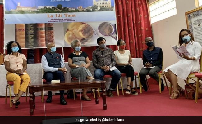 Indian Embassy In Madagascar Hosts 10th Edition Of Literary Programme LaLitTana
