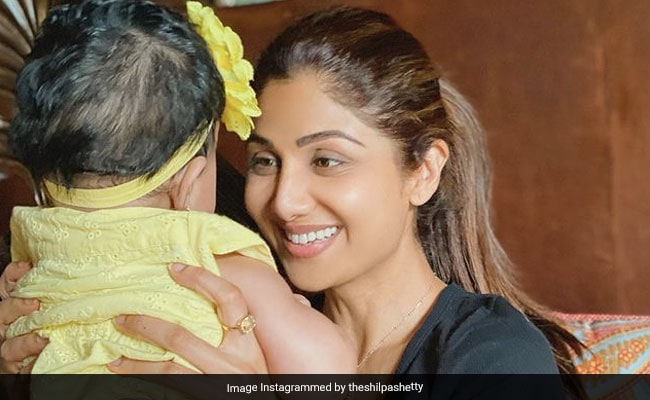 New Year Just Got Better With This Video Of Shilpa Shetty's Daughter Samisha