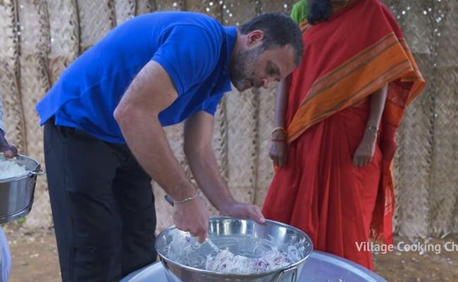 'I'll Tell Sam Pitroda': Rahul Gandhi's Offer To Popular Tamil Nadu YouTube Cooking Group