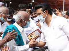 """Stalin In Your Constituency"": DMK Chief's Call To Voters Before Polls"