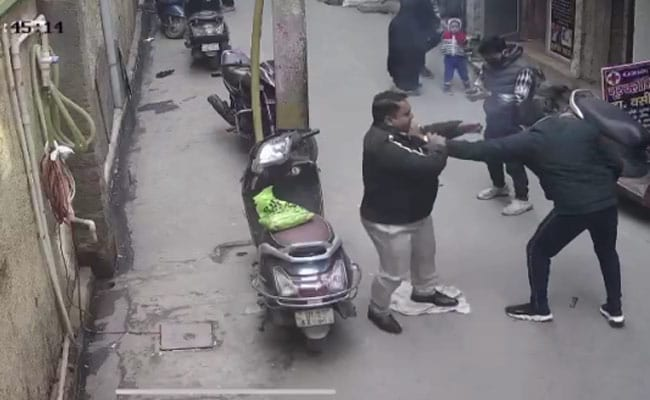 In Delhi Man's Daring Murder Caught On Camera, Cops Arrest Suspect