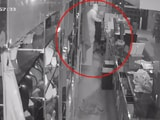 Video : On Camera, Man In PPE Steals Gold Worth Rs. 13 Crore In Delhi