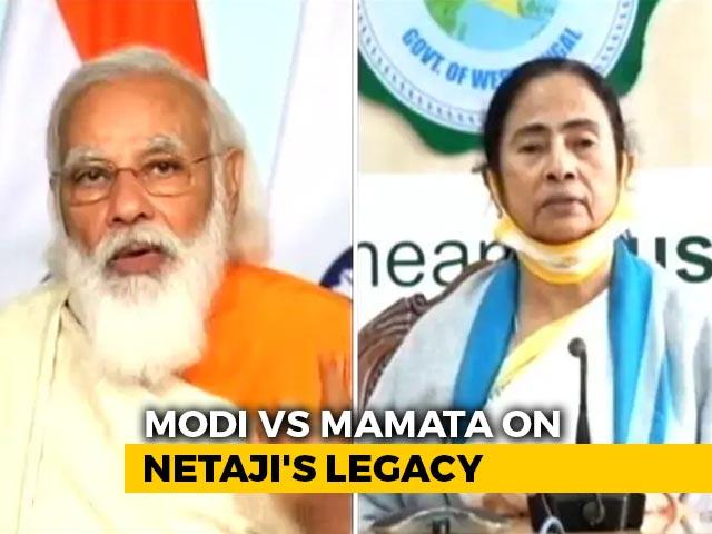 Video : PM In Assam, Bengal Today; Mamata Banerjee Preps Kolkata Event