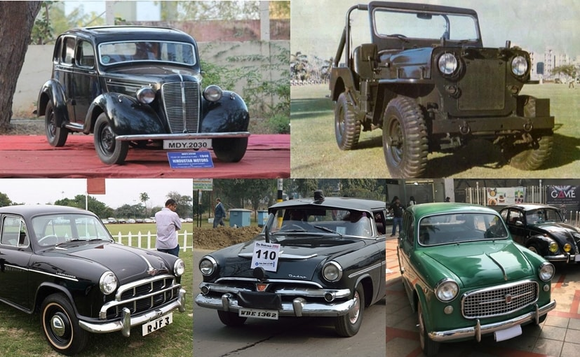 As India celebrates its 72nd Republic Day, we take a look at 5 cars sold in the country, in the 1950s