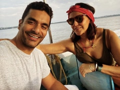 How Neha Dhupia And Angad Bedi, Back In Mumbai, Made Their Goa Vacation More Dreamy