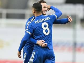 Premier League: Leicester City Climb To Third Place After Beating Newcastle United