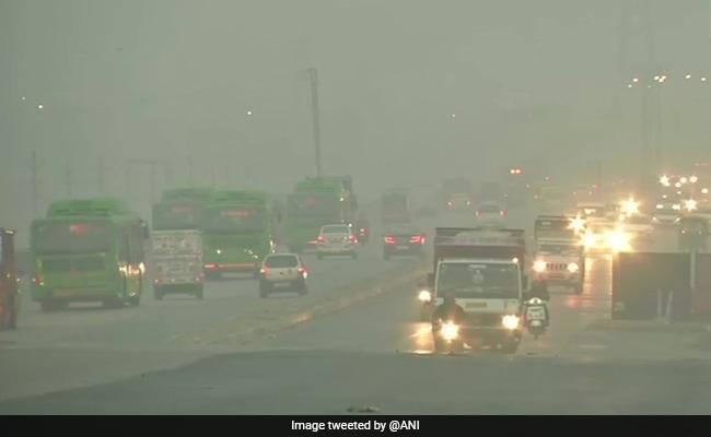 Delhi's Minimum Temperature Dips To 7.8 Degrees: Weather Office