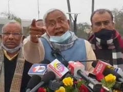 "Nitish Kumar Makes Offensive ""Anti-Government"" Social Media Posts A Crime"