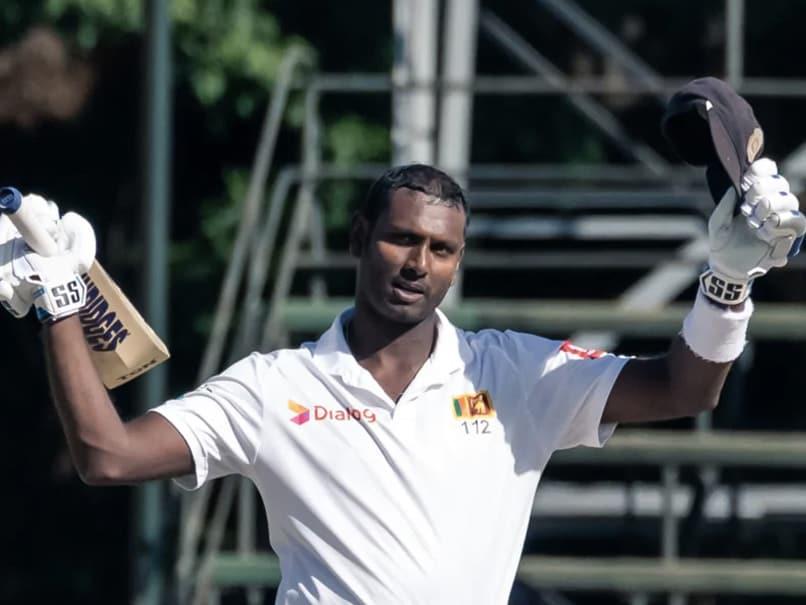 Sri Lanka vs England, 2nd Test: Angelo Mathews Ton Lifts SL To 229/4 On Day 1