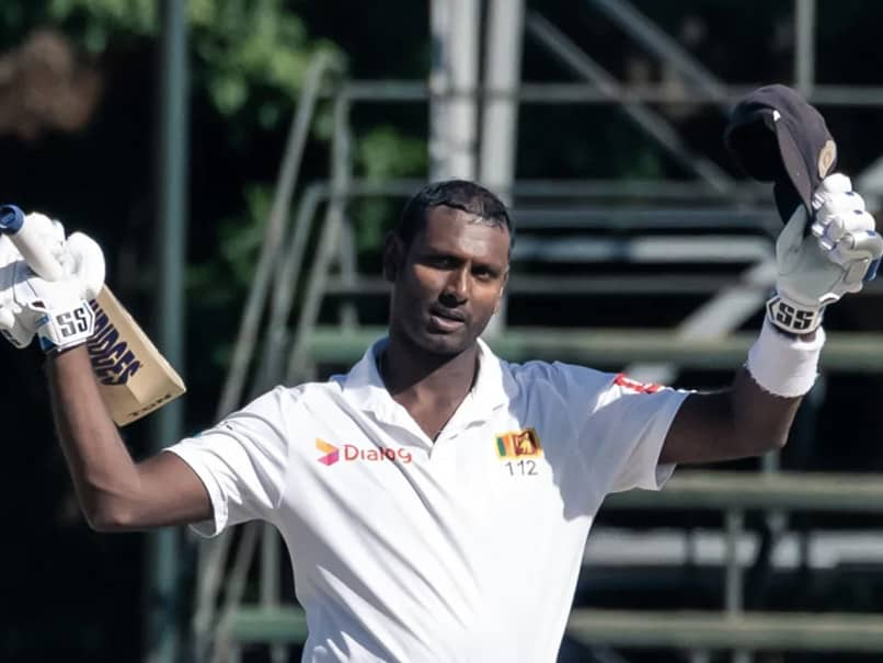 Sri Lanka vs England, 2nd Test: Angelo Mathews Ton Lifts SL To 229/4 On Day 1