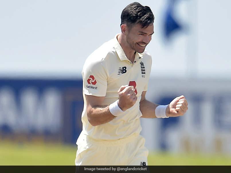 SL vs ENG: जेम्स एंडरसन ने रचा इतिहास, तोड़ा ऑस्ट्रेलियाई ग्लेन मैक्ग्रा का रिकॉर्ड