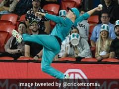 """Watch: Australian Youngsters """"Unbelievable"""" Fielding To Stop A Six"""