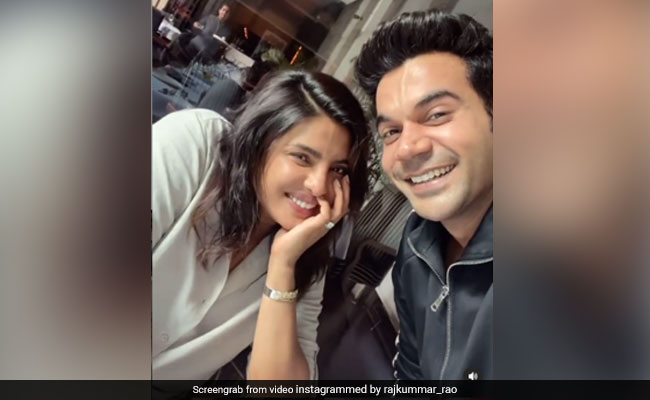 'Chulbuli' Priyanka Chopra And 'Albela' Rajkummar Rao - What's Not To Love?