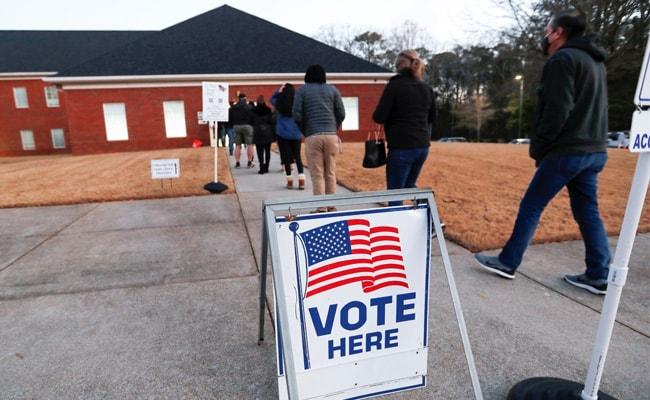 Polls Close In Georgia With Biden Agenda, Senate Control At Stake