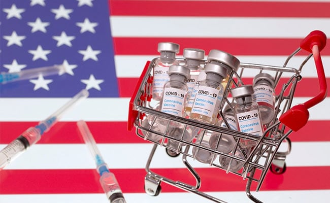 USA  to reach 50% vaccination rate, White House says