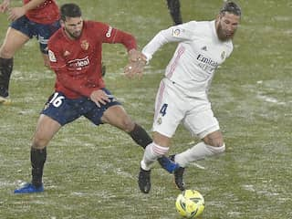 "La Liga: ""Thats Not Football,"" Zinedine Zidane Blasts Snow-Hit Pitch After Real Madrid Stalemate"