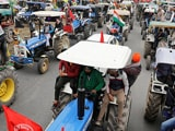 Video : No Permission Yet On Farmers' Tractor Rally, Cops To Decide Today: Sources