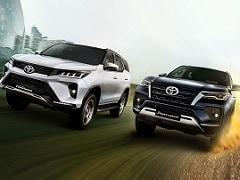 Toyota Fortuner Facelift 2021: Variants Explained