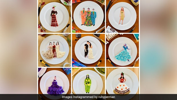 Viral: Edible Food Art Of Joe Biden, Kamala Harris, Priyanka Chopra-Nick Jonas And Others