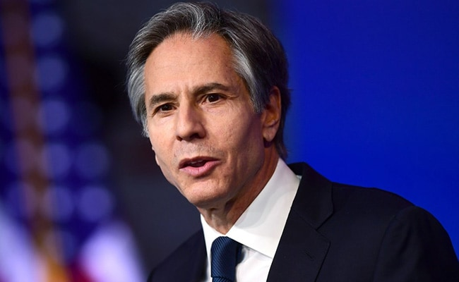'Not There Yet': US Secretary Of State Blinken Sees Long Road To Iran Nuclear Deal