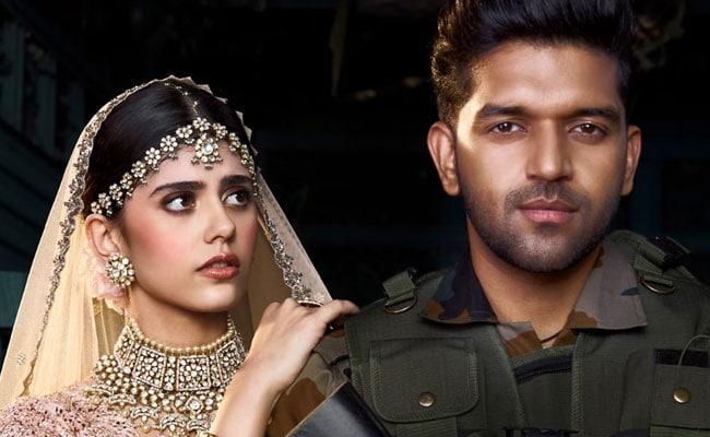 Mehendi Wale Haath: Sanjana Sanghi Stars In Guru Randhawa's New Song