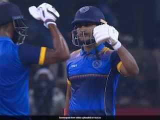 Syed Mushtaq Ali Trophy: Virat Singhs Unbeaten Ton Fires Jharkhand To Win Over Assam