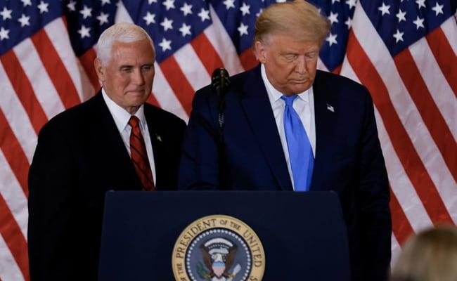 US संसद के निचले सदन में आज ट्रंप के खिलाफ महाभियोग पर वोटिंग, स्पीकर-उप राष्ट्रपति के बीच लेटर वार