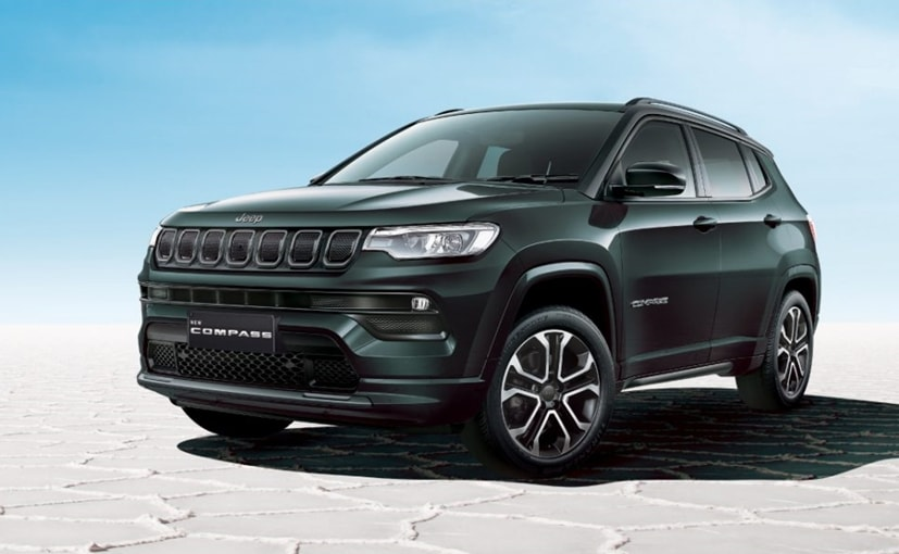 The 2021 Jeep Compass facelift will get a new Techno Green shade, revised styling & updated features