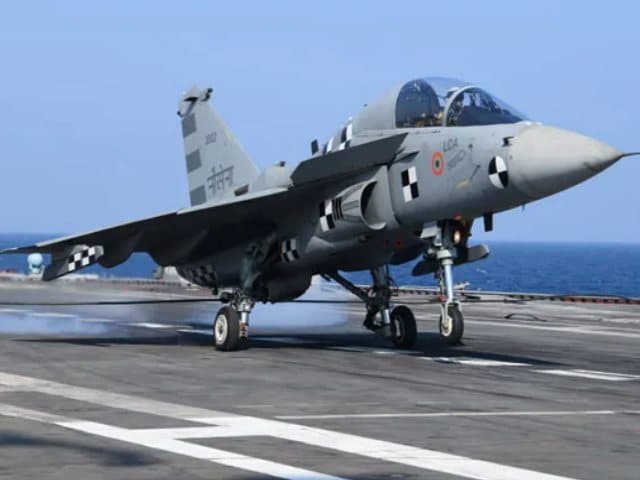 Video : India To Buy 83 Tejas Light Combat Aircraft For ₹ 45,696 Crore