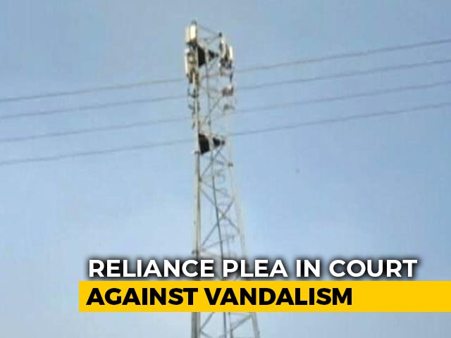 "Video : ""No Plan To Enter Corporate Farming"": Reliance Goes To Court On Vandalism"