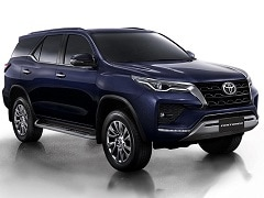 The 2021 Toyota Fortuner facelift gets significant updates to the interior, exterior & features