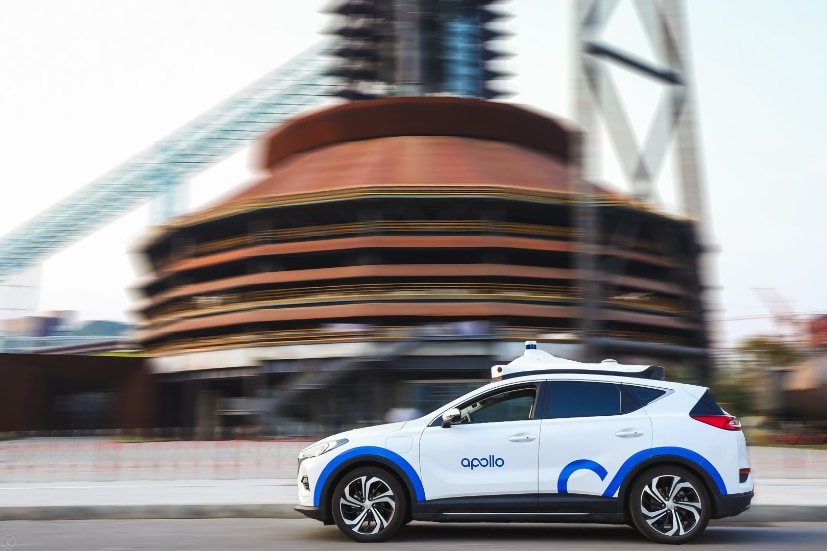 Baidu last month had announced it would set up a company with Zhejiang Geely Holding Group
