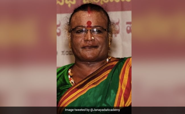 Padma Shri Manjamma Jogati: Transgender Folk Artiste Married To A Goddess