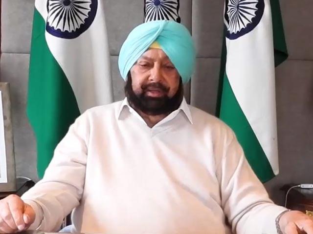 Video : Amarinder Singh Meets Sonia Gandhi In Delhi Amid Rift With Navjot Sidhu