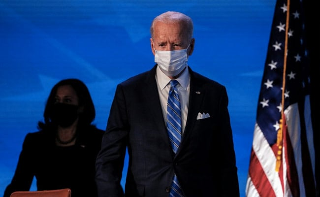 Joe Biden Eyes Covid Action, Aims For Calm After Twice-Impeached Trump