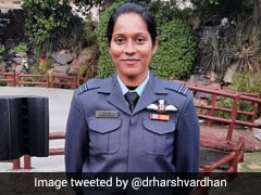 First Woman Combat Pilot To Add Another 1st To Her Name This Republic Day