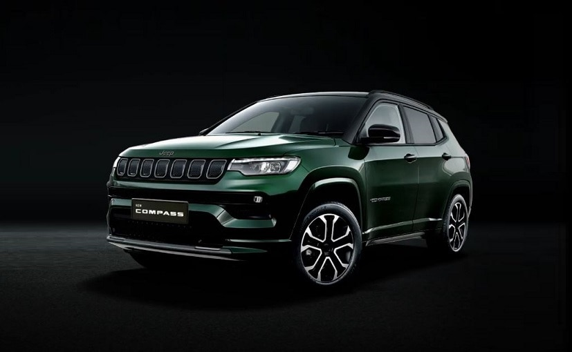 2021 Jeep Compass Facelift India Launch Highlights: Price, Features, Specifications, Images