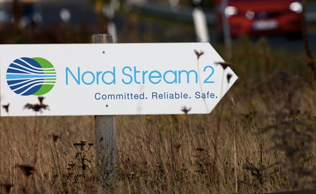 US Sanctions Russia Ship Over Nord Stream 2 Gas Pipeline