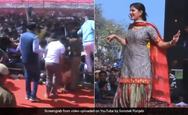 सपना चौधरी ने 'बदली बदली लागे' हरियाणवी सॉन्ग पर डांस से मचाया धमाल, भीड़ हुई बेकाबू- देखें थ्रोबैक Video