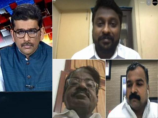 Video : BJP vs Congress: Jallikattu War In Tamil Nadu On Pongal
