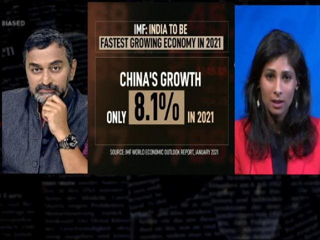 Video : India's Growth Surge: Behind The Numbers