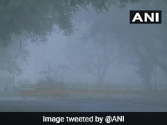 Dense Fog Shrouds Delhi After Rains, More Showers Likely Today, Tomorrow