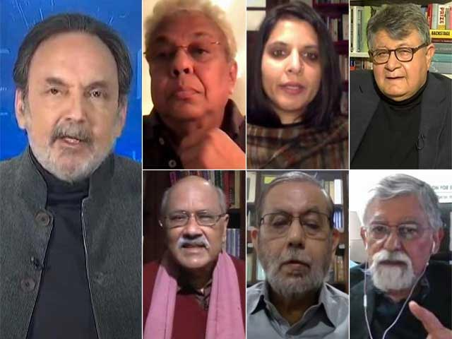 Video : Prannoy Roy And Experts Decode The Economic Survey 2020-21