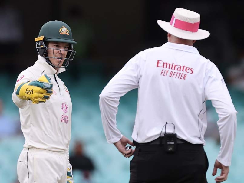 Australia vs India, 3rd Test: Australia Captain Tim Paine Fined For Showing Dissent At Umpires Decision At SCG