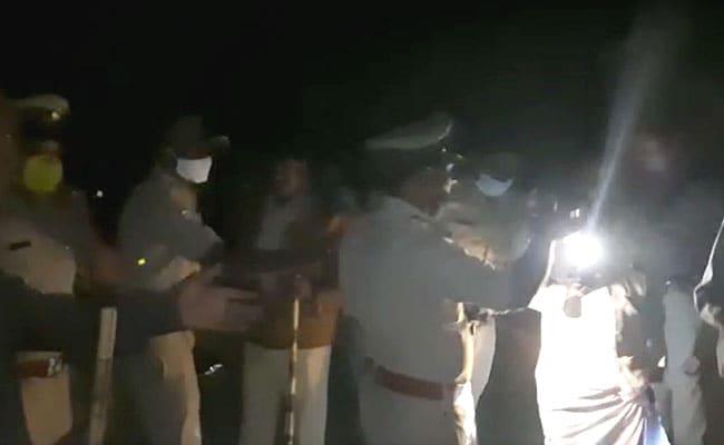 कर्नाटक के शिवमोगा में ब्लास्ट में 8 लोगों की मौत, पूरा इलाका सील