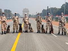 गणतंत्र दिवस समारोह के दौरान राजपथ पर किसी भी संदिग्ध गतिविधि पर नजर रखेगा ITBP का विशेष डॉग स्क्वॉड