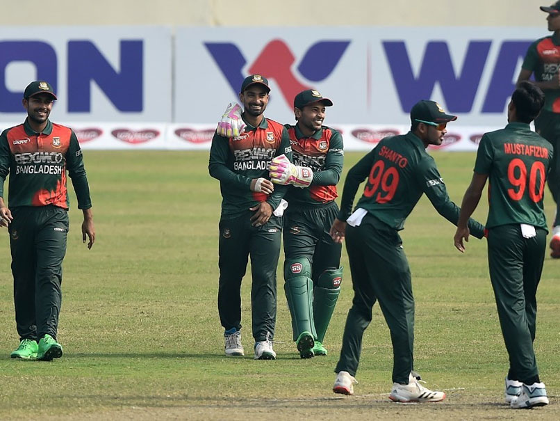 2nd ODI: Clinical Bangladesh Seal Series Win Over West Indies