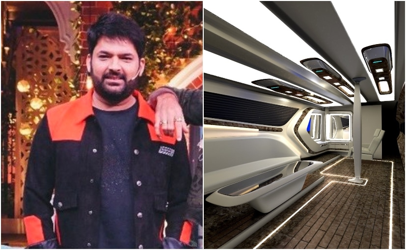 Kapil Sharma had placed an order for a vanity van with DC Design in 2017 and even paid Rs. 5.70 crore