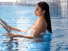 Mouni Roy Sets The Internet On Fire With Pool Pics